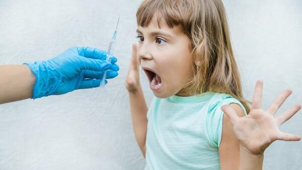çocuk aşı
