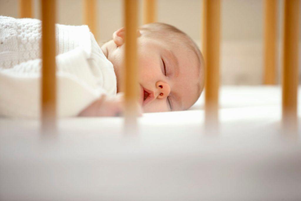 Bebeklerde Uyku Düzeni Bozukluğu