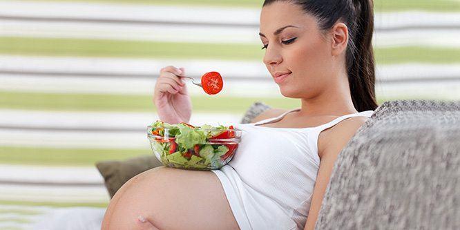 hamilelikte vegan