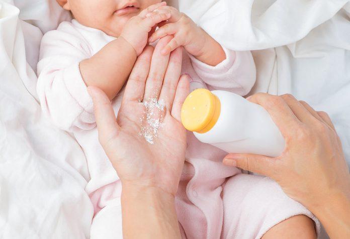 bebek pudrası