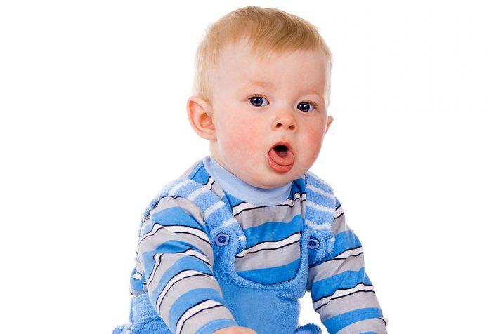 bebeklerde öksürük