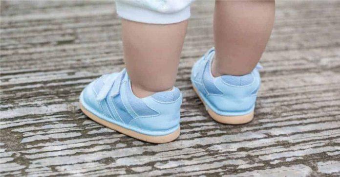 ilk adım ayakkabısı