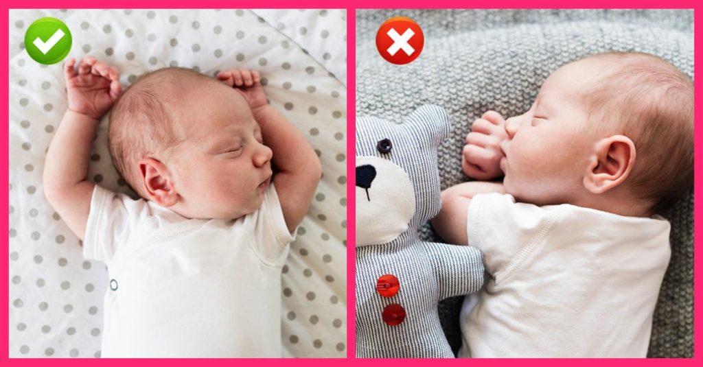 bebeklerin uyuma pozisyonu