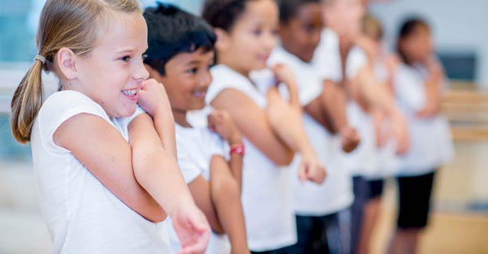 Spor yapmanın çocuğa etkileri