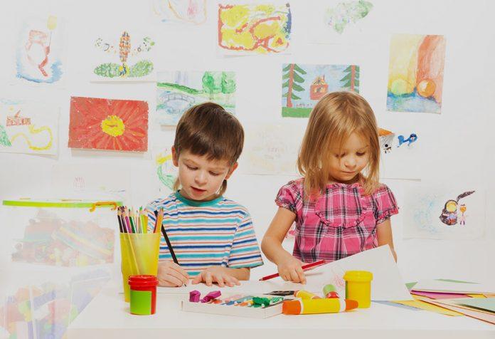 4 yaş çocuklar için oyunlar