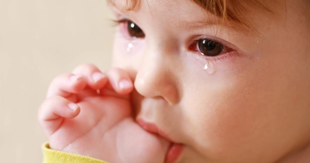 bebeklerde gözyaşı kanalı tıkanıklığı