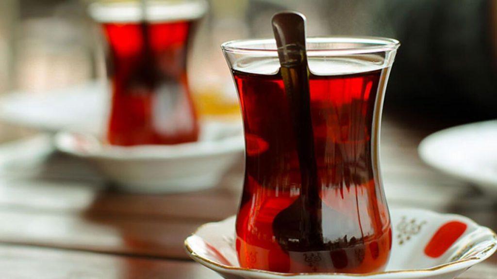 Çayın kaliteli olduğunu